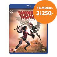 Produktbilde for Wonder Woman: Bloodlines (BLU-RAY)
