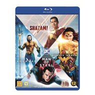 Produktbilde for DC Comics 4-Film Collection (BLU-RAY)
