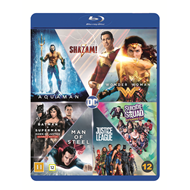 Produktbilde for DC Comics 7-Film Collection (BLU-RAY)