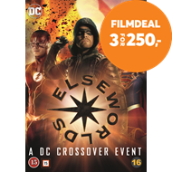 Produktbilde for Elseworlds - A DC Crossover Event (DVD)