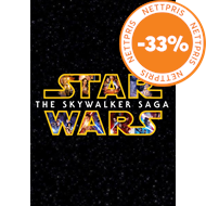 Produktbilde for Star Wars: Episode I-IX - 4K-pakketilbud (The Skywalker Saga) (4K Ultra HD + Blu-ray)