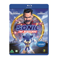 Produktbilde for Sonic The Hedgehog (BLU-RAY)