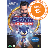 Produktbilde for Sonic The Hedgehog (DVD)