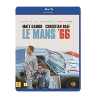 Produktbilde for Le Mans '66 (Ford V Ferrari) (BLU-RAY)