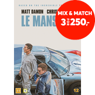 Produktbilde for Le Mans '66 (Ford V Ferrari) (DVD)