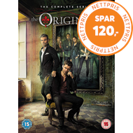 Produktbilde for The Originals - Den Komplette Serien (UK-import) (DVD)