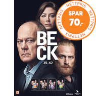 Produktbilde for Beck - Vol. 10 (Episode 39-42) (DVD)
