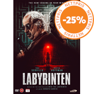 Produktbilde for Labyrinten (DVD)