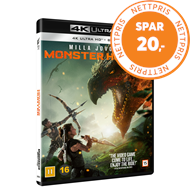 Produktbilde for Monster Hunter (4K Ultra HD + Blu-ray)