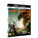 Monster Hunter (4K Ultra HD + Blu-ray)