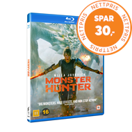 Produktbilde for Monster Hunter (BLU-RAY)