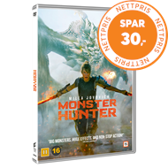 Produktbilde for Monster Hunter (DVD)