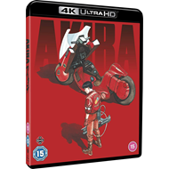 Produktbilde for Akira (1988) - Limited Collector's Edition (UK-import) (4K Ultra HD + Blu-ray)