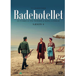 Badehotellet - Sesong 8 (DVD)