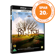 Produktbilde for Big Fish (2003) (4K Ultra HD + Blu-ray)