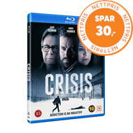 Produktbilde for Crisis (BLU-RAY)