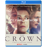 Produktbilde for The Crown - Sesong 4 (BLU-RAY)