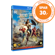 Produktbilde for Justice Society: World War II (BLU-RAY)