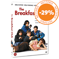 Produktbilde for The Breakfast Club (1985) (DVD)