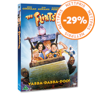 Produktbilde for The Flintstones (1994) / Familien Flint (DVD)