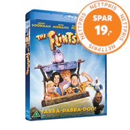 Produktbilde for The Flintstones (1994) / Familien Flint (BLU-RAY)