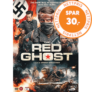 Produktbilde for The Red Ghost (DVD)