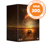 Produktbilde for Supernatural - Sesong 1-15 - The Complete Series (DVD)