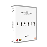 The James Bond Collection (DVD)