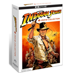 Indiana Jones - The 4 Movie Collection (4K ULTRA HD)