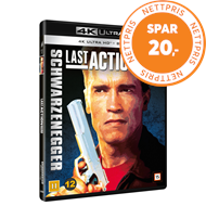 Produktbilde for Last Action Hero (1993) / Den Siste Actionhelten (4K Ultra HD + Blu-ray)