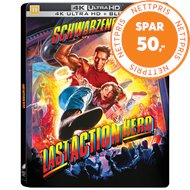 Produktbilde for Last Action Hero (1993) / Den Siste Actionhelten - Limited Steelbook Edition (4K Ultra HD + Blu-ray)