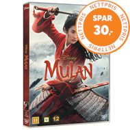 Produktbilde for Mulan (2020) (DVD)