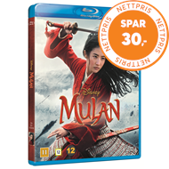 Produktbilde for Mulan (2020) (BLU-RAY)