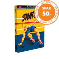 Produktbilde for Snatch (2000) - Limited Steelbook Edition (4K Ultra HD + Blu-ray)
