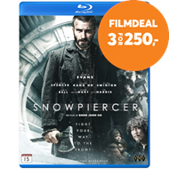 Produktbilde for Snowpiercer (BLU-RAY)
