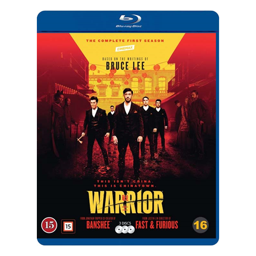 Warrior - Sesong 1 (BLU-RAY)