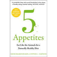 Produktbilde for 5 Appetites - Eat Like the Animals for a Naturally Healthy Diet (BOK)