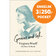 Produktbilde for Genius and Ink - Virginia Woolf on How to Read (BOK)