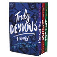 Produktbilde for Truly Devious 3-Book Box Set - Truly Devious, Vanishing Stair, and Hand on the Wall (BOK)