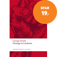 Produktbilde for Homage to Catalonia (BOK)