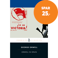 Produktbilde for Orwell in Spain (BOK)