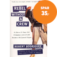 Produktbilde for Rebel without a Crew (BOK)