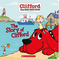 Produktbilde for The Story of Clifford (Board Book) (BOK)