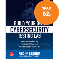 Produktbilde for Build Your Own Cybersecurity Testing Lab: Low-cost Solutions for Testing in Virtual and Cloud-based (BOK)