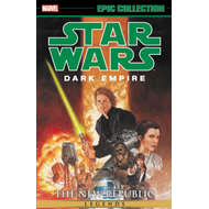 Produktbilde for Star Wars Legends Epic Collection: The New Republic Vol. 5 (BOK)