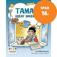 Produktbilde for Tamal's Great Invention (BOK)