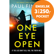 Produktbilde for One Eye Open - 2020's must-read standalone from the Sunday Times bestseller! (BOK)