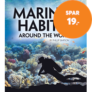 Produktbilde for Marine Habitats Around the World (BOK)