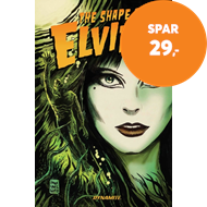 Produktbilde for ELVIRA: The Shape of Elvira (BOK)