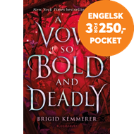 Produktbilde for A Vow So Bold and Deadly (BOK)